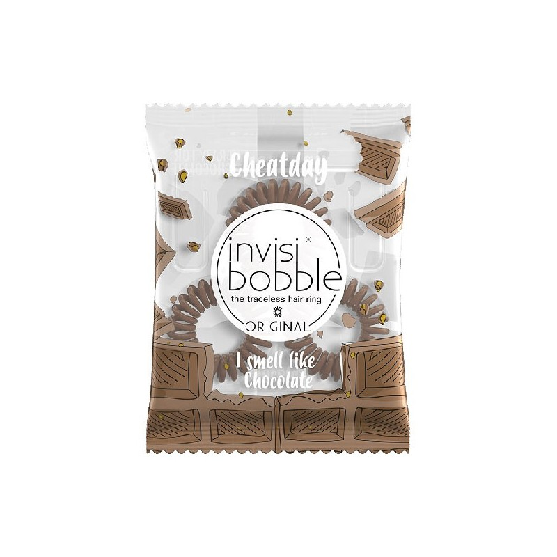 Invisibobble Cheatday Chocolate