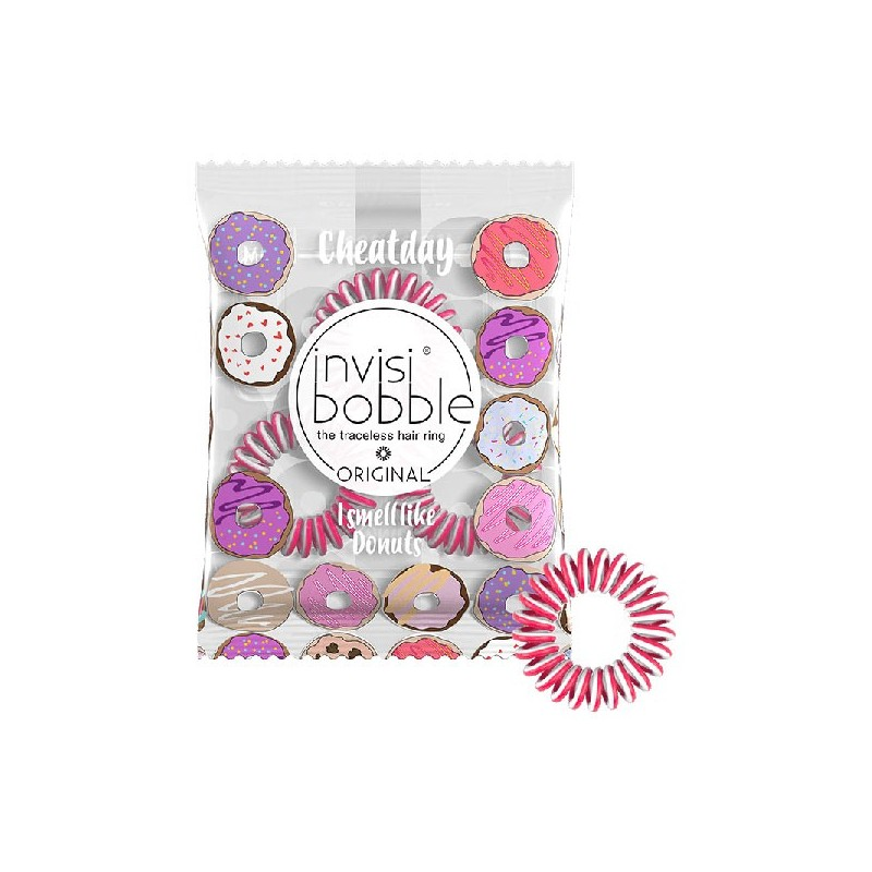 Invisibobble Cheatday Donuts Cream