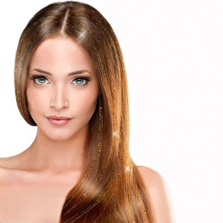 Extensiones de brillantes Clear Tip. 5 Uds
