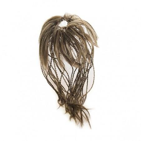 Postizo Liso Trencitas Fibra - Hair Scranch