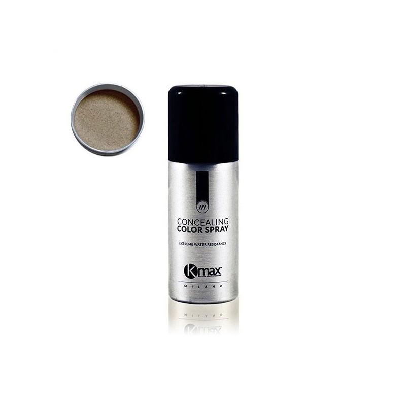 Spray Color Concealing Kmax, Castaño claro