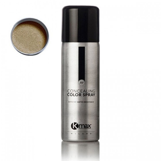 Spray Color Concealing Kmax, Castaño claro