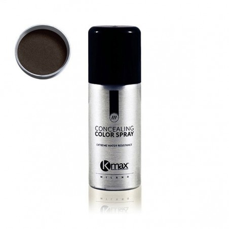Spray Color Concealing Kmax, Castaño Oscuro