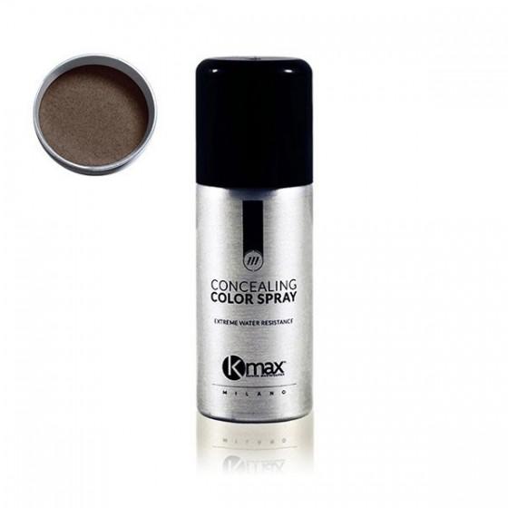 Spray Color Concealing Kmax, Castaño Medio