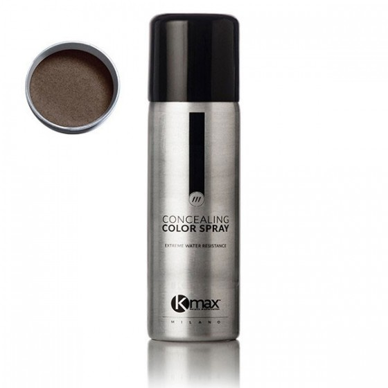 Spray Color Concealing Kmax, Castaño medio