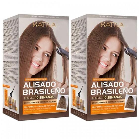 Alisado Brasileño Kativa, monodosis