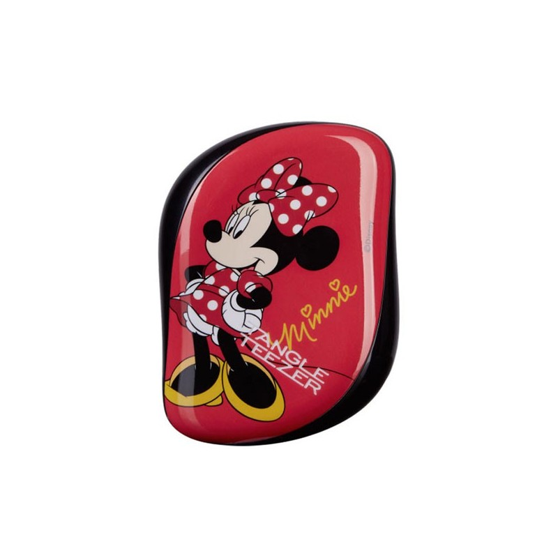 Tangle Teezer Compact Minnie Mouse Rosie Red