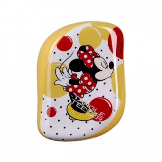 Tangle Teezer Compact Minnie Mouse Sunshine Yellow