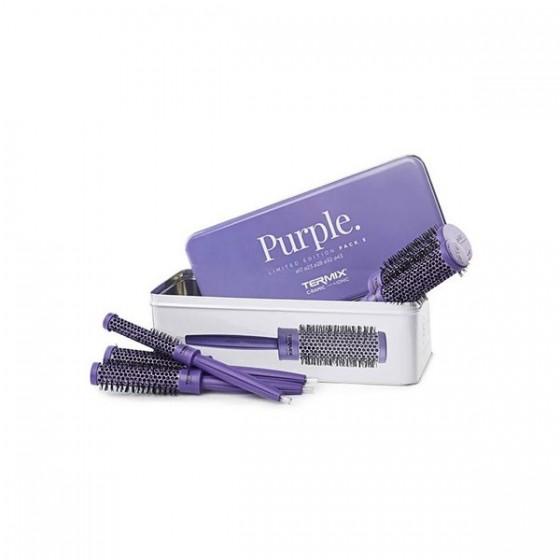 Pack 5 Cepillos C·Ramic Color Purple