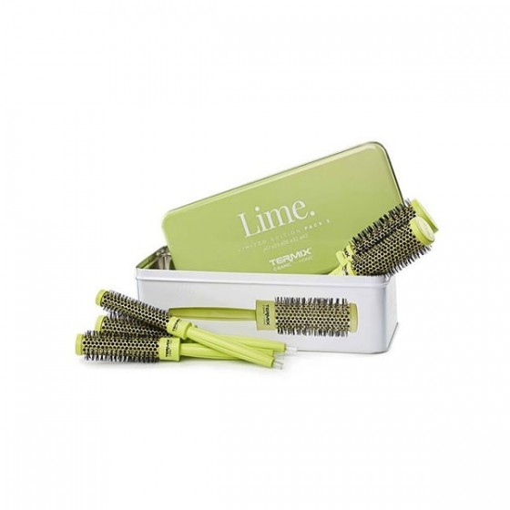Pack 5 Cepillos C·Ramic Color Lime