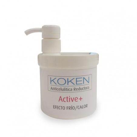 Crema Anticelulítica Reductora Active+ 500ml