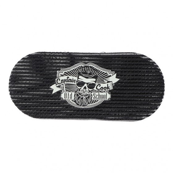 Sepador Cabello Corto Velcro Capitán Cook, 2 Uds