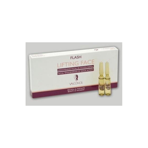 Ampolla Flash, Lifting Facial, Dermotensora.