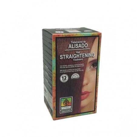 Alisado Brasileño con Keratina, sin formol Kit Cypress Amazonia. 275 ml