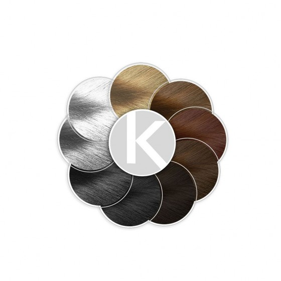 Kmax Fibras Capilares Black Edition 15 grs.