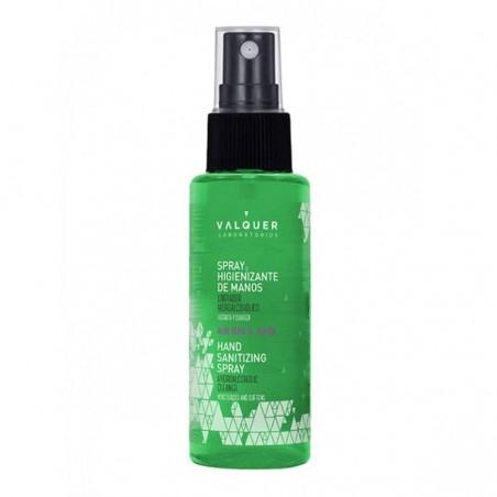 Gel Higienizante Limpiador Hidroalcohólico en Spray 100 ml