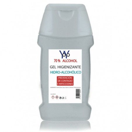 Gel Higienizante Hidroalcoholico para Manos 100 ml