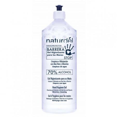 Gel hidroalcohólico con Aloe Vera y Glicerina 950 ml