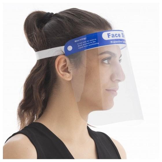 Pantalla Protección Facial Face Shield