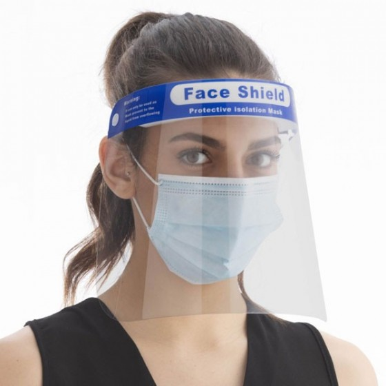 Pantalla Protección Facial Face Shield