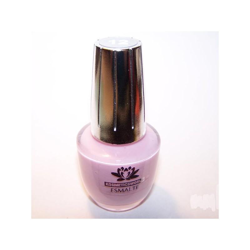 Esmalte Nº 12 Kosmetics World, 15 ml