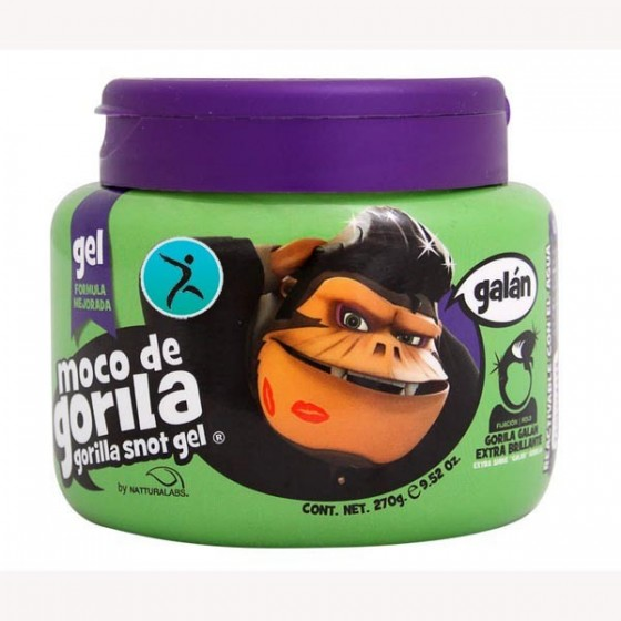 Moco de Gorila gel squizz Punk 3D 340 ml