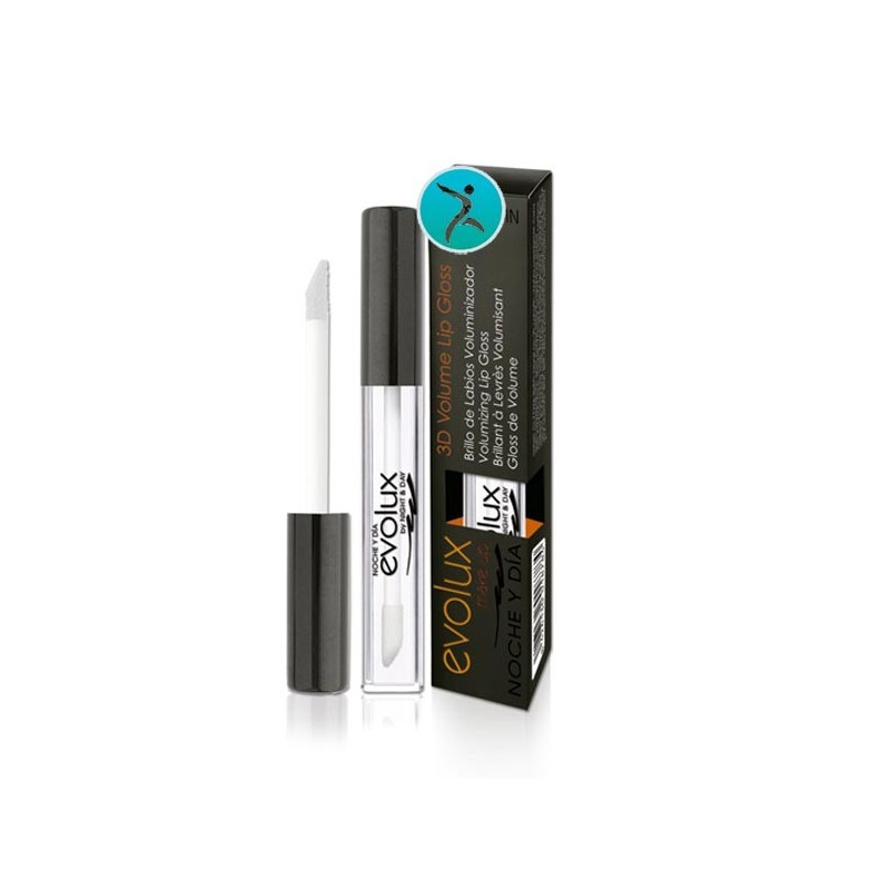 Brillo de Labios Voluminizador. Lip gloss. Nº 1. Evolux. 9 ml