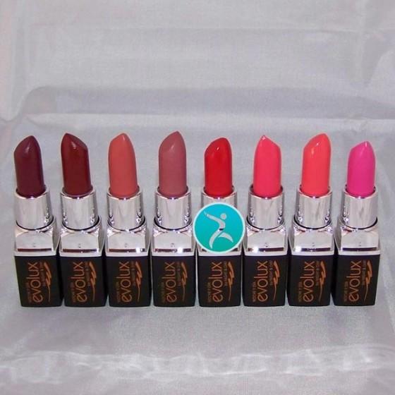 Barra de labios Lipstick Nº 7 Evolux