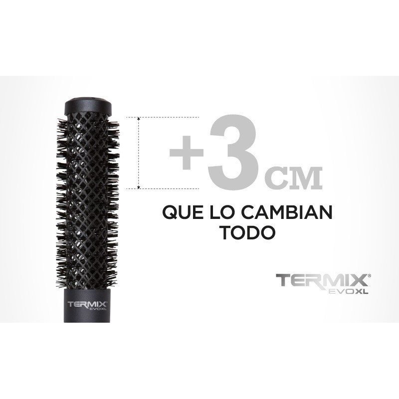Cepillo Termix Evolution XL , + 3 cms.